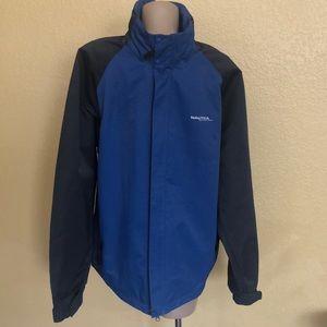 NAUTICA Competition Jacket w Hood & Many Details